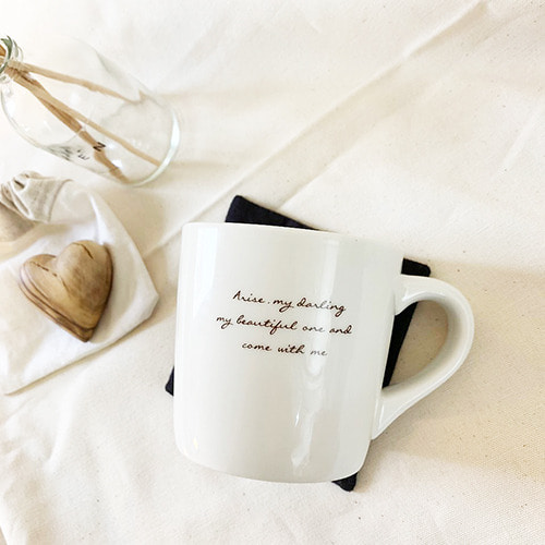 Song of songs coffee mug / 아가서머그잔